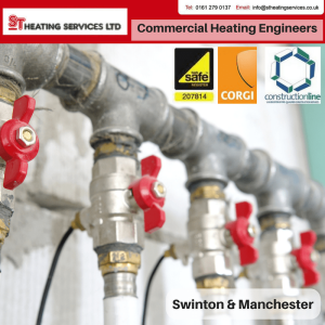 Commercial heating engineers Manchester